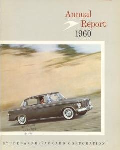 StdbkrAnnRep1960