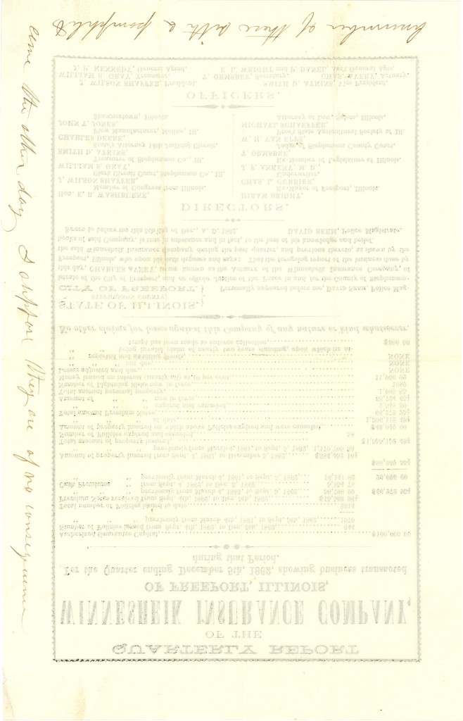 Joseph Culver Letter, December 5, 1862, Page 2