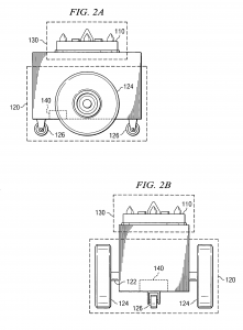 Motorized Inventory Robot Patent