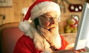 Santa computer