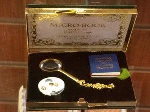 miniature book set
