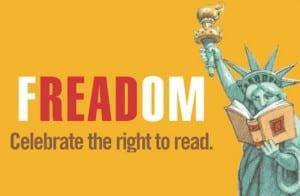 Banned Book Week September 27 - October 3, 2015