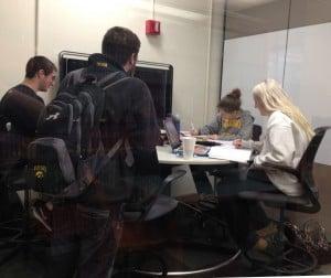Group Study Pod 1