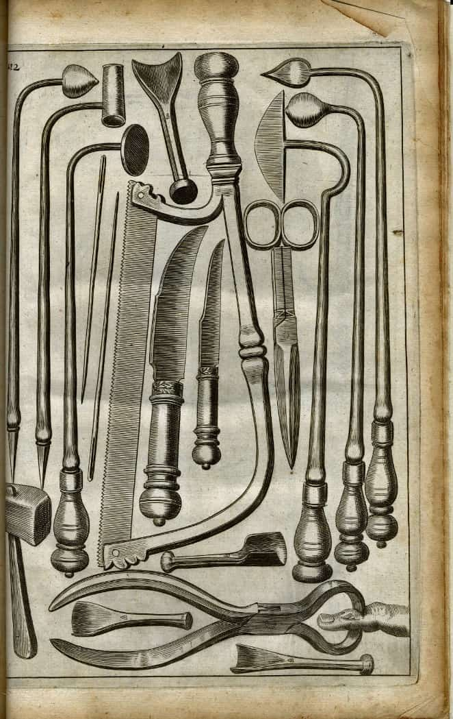 The Well-Equipped Surgeon's Chest — Don't Leave Home Without It  Woodall, John (1570–1643). The Surgeons mate or military & domestique surgery. 2nd edition, London, 1639. The John Martin Rare Book […]