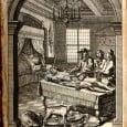 REINIER DE GRAAF (1641-1673). Tractatus anatomico-medicus de succi pancreatici natura & usu. Leiden: Ex officina Hackiana, 1671. Graaf, a Dutch anatomist and physiologist, was celebrated for his work on digestion […]