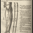 HELKIAH CROOKE (1576-1635). Mikrokosmographia [Greek title transliterated]: A description of the body of man. London: Printed by William Jaggard, 1615. Crooke received his medical degree from Cambridge and was prone to be […]