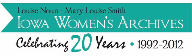Iowa Women's Archives Celebrating 20 Years