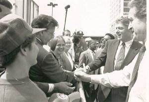 clinton gore in cr 1992