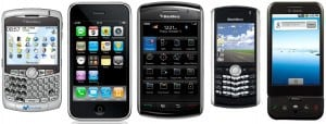 Image of Smart Phones