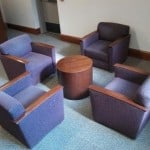 2nd floor soft seating