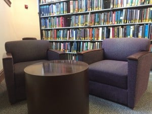 #7 Quiet study spaces! Shhhh...