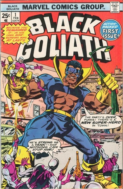Black Goliath 1976