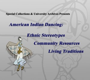 Image of Native American Dancing