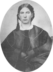 Mary Culver Portrait