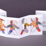 "Artist: Emily Martin Title: Unsupervised Medium: inkjet Size: 4 ¼""x2 1//2"" Web site: www.emilymartin.com"