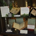 Book History Class Exhibit