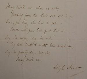 Rondeau Manuscript