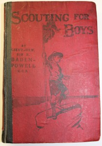 """Scouting for Boys"" by Lieut.-Gen. Sir R. Baden-Powell, K.C.B. (1910)"