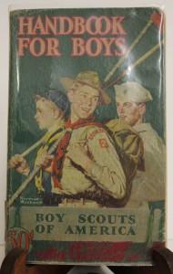 """Handbook for Boys"" (1945)."