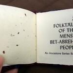 Folktale title