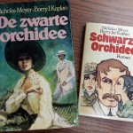 Black Orchid books donated by Nicholas Meyer