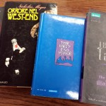 West End Horror books donated by Nicholas Meyer