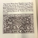 Ornate Kelmscott name