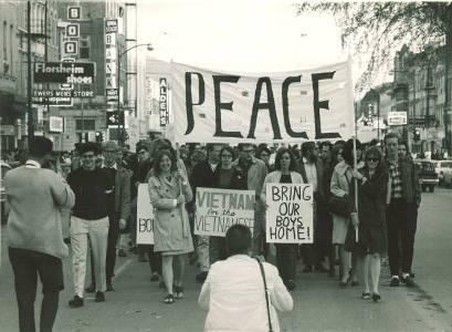Iowa City Peace March