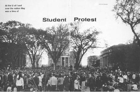 Student Unrest and the Vietnam War