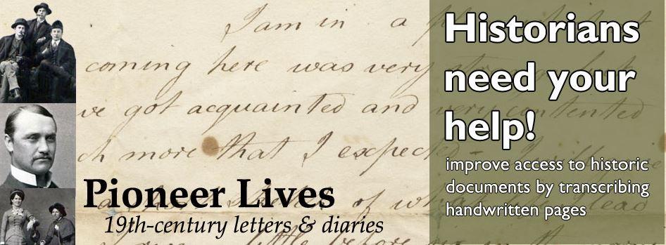 DIY History: Pioneer Lives