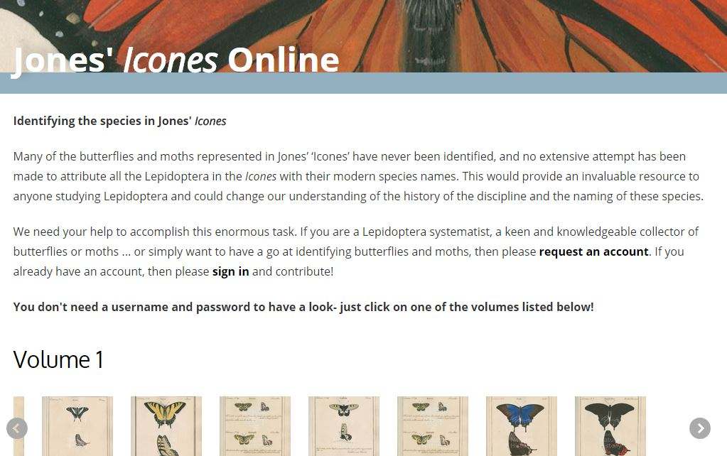 Jones' Icones Online | University of Oxford
