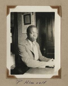 Patrobas Cassius Robinson