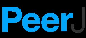 PeerJ Logo. License: Creative Commons Attribution 3.0. Available: https://peerj.com/about/press/