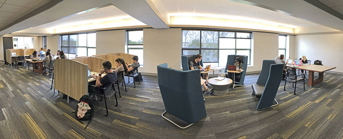 Spring Finals 2018, East Study