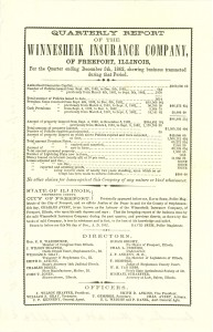 Joseph Culver Letter, December 5, 1862, Page 1