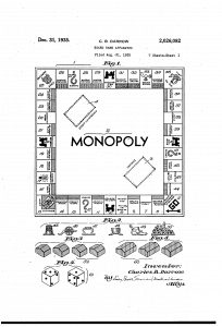 Monopoly Patent Image