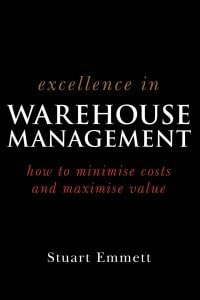 Excellence in Warehouse Management book cover