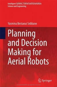 Planning and Decision Making for Aerial Robots book cover