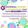 <!-- AddThis Sharing Buttons above -->Last year the National Women in Engineering Society (WES) ) set up Women in Engineering Day to celebrate its 95th anniversary! WES started after World War I in 1919, when the […]<!-- AddThis Sharing Buttons below -->