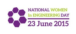 National Women in Engineering Day June 23, 2015