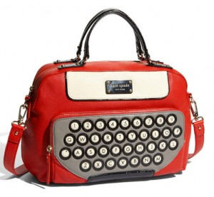 Kate Spade All Typed Up Clyde Satchel