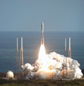 New Horizons is launched.