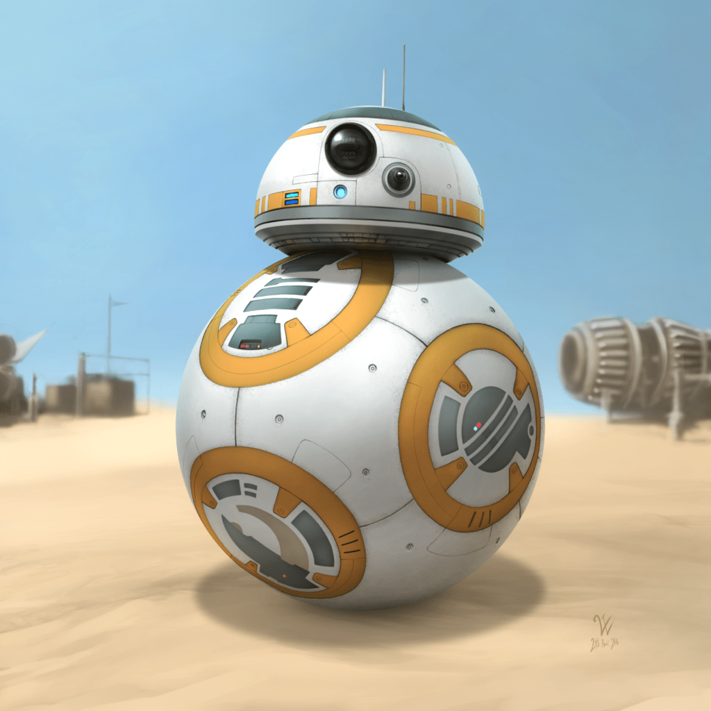 Diy For The Weekend Build Your Own Bb 8 Lichtenberger Engineering Library