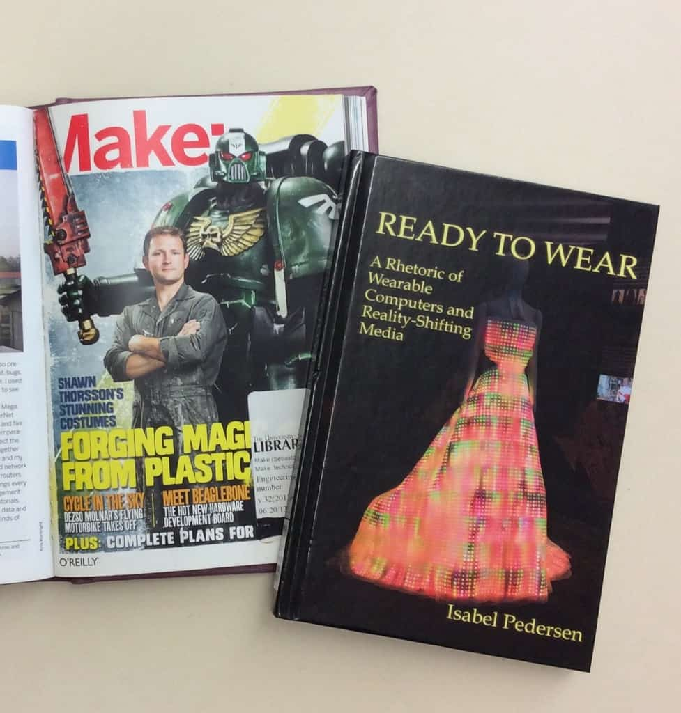 Two of the many resources we have available to help you make that unique costume!