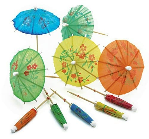 A Parasol Is Generally Used To Provide Shade From The Sun And Umbrella Coated Often With Teflon Protect Rain