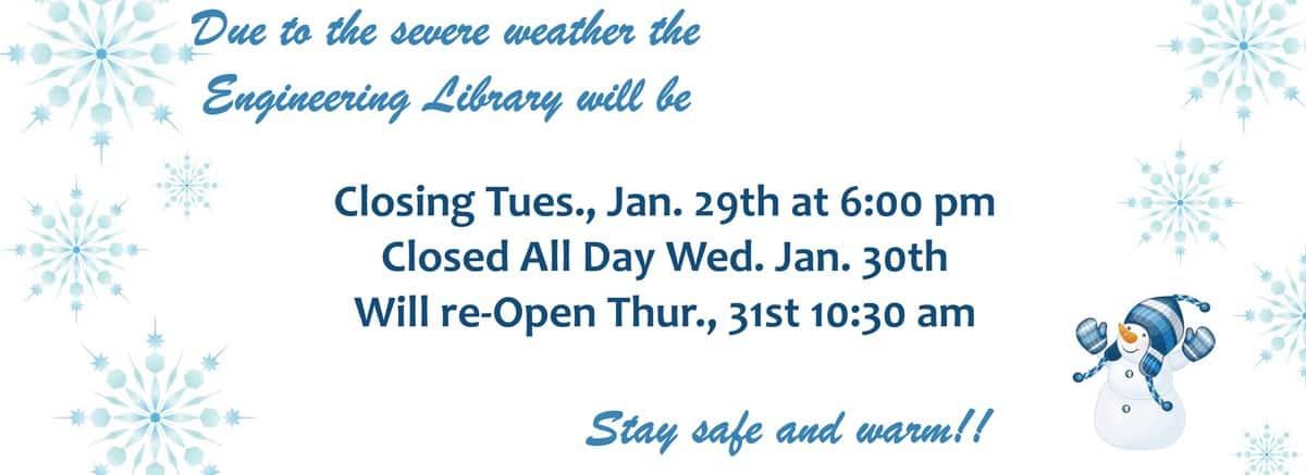 Weather – Lichtenberger Engineering Library