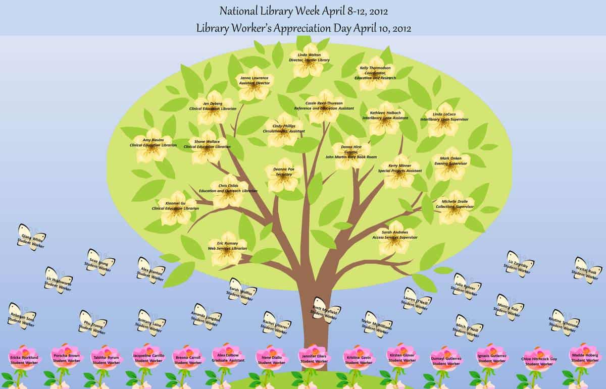 Happy National Library Week Hardin News