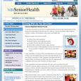 In March, the National Library of Medicine and the National Institute on Aging (NIA) released a redesigned version of NIHSeniorHealth, the National Institutes of Health consumer health Web site for […]