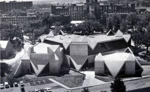 Hardin at opening 1974