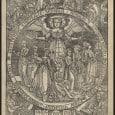 GREGOR REISCH (ca. 1467-1525).Margarita philosophica.2nd ed. [Freiburg?: Johannes Schottus, 1504]. Reisch was a Carthusian prior at Freiburg and confessor to Emperor Maximilian I, as well as assistant to Erasmus. Margarita […]